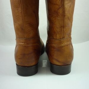 Frye Shoes - Frye Melissa Trapunto Leather Knee High Boots $358